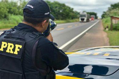 Justiça ordena que radares móveis voltem a funcionar dia 23 nas BRs
