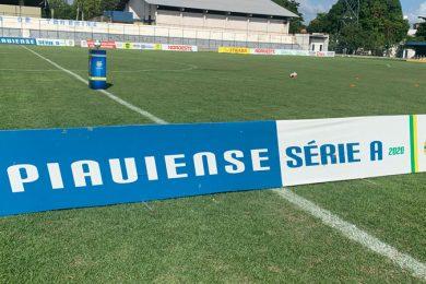 Campeonato Piauiense de Futebol é suspenso por tempo indeterminado