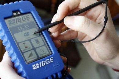 Candidatos podem concorrer às duas funções do seletivo do IBGE
