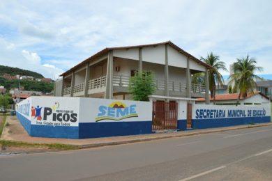 CORONAVÍRUS: Em Picos, aulas da Rede Municipal de Ensino são suspensas por 15 dias