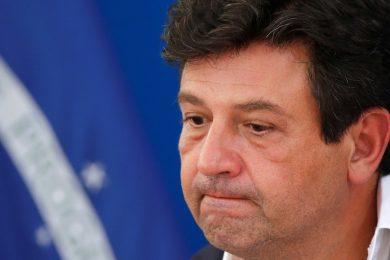 Bolsonaro exonera Mandetta do Ministério da Saúde