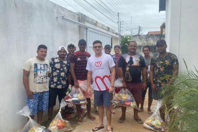 Wesley Safadão ajuda profissionais da música em Picos