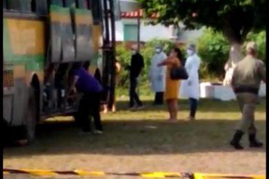 Passageiros de São Paulo são isolados ao chegarem a São José do Piauí