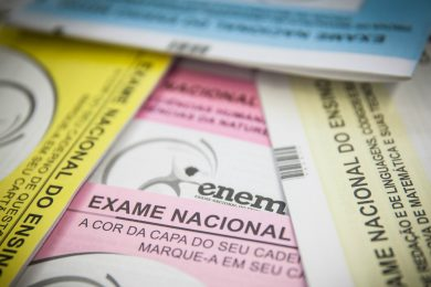 Estudantes de baixa renda já podem solicitar isenção da taxa do Enem