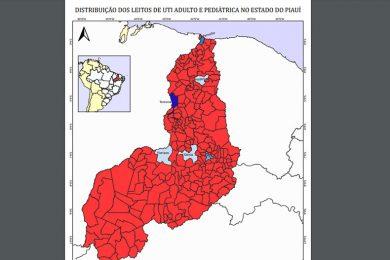 Apenas 6 cidades do Piauí têm leitos de UTI adulto e pediátrica