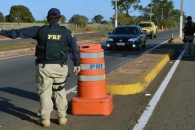 PRF vai realizar Operação Semana Santa nas rodovias