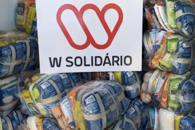 Cantor Wesley Safadão doa 30 toneladas de alimentos em Picos