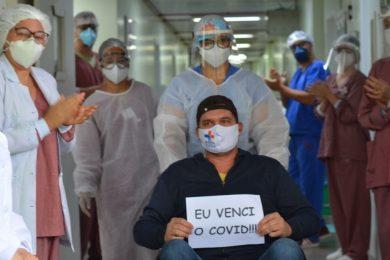 Brasil assume primeiro lugar em número de recuperados de Covid-19 no mundo