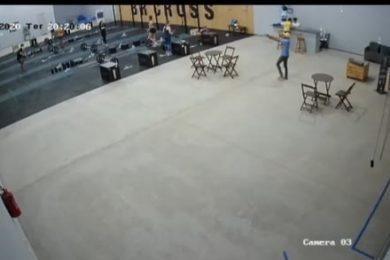 Academia de Crossfit é assaltada em Picos; Veja vídeo