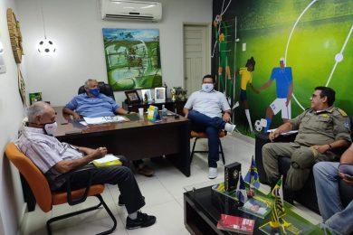 Série B do Campeonato Piauiense será em outubro com três times