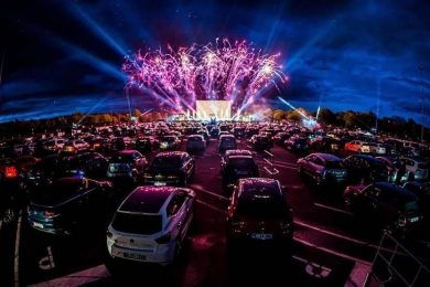 """No Piauí, grandes eventos via """"drive in"""" com até mil pessoas são autorizados"""