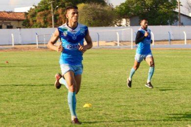 Ex-joia do River-PI, Rhuann é anunciado no Picos; veja lista de jogadores confirmados na SEP