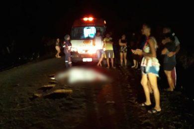 Dois homens morrem em acidente na estrada que liga São João da Canabrava a Bocaina