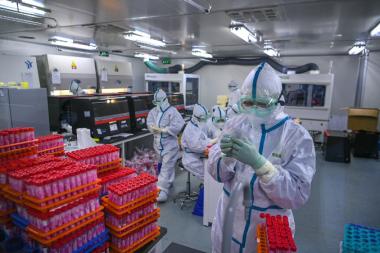 OMS vai à China para investigar origem do coronavírus