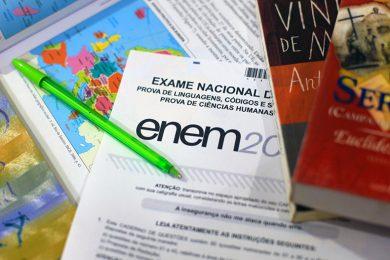 Enem: mais de 133 mil farão prova no Piauí; candidato sem máscara será eliminado