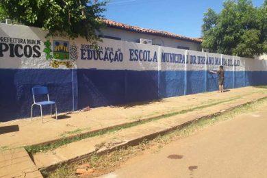 Educação de Picos inicia matrículas para o ano letivo nesta terça (12)