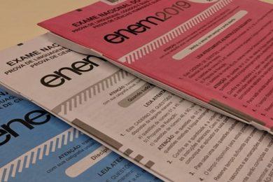 ENEM 2020; 51,5% dos inscritos não comparecem ao exame
