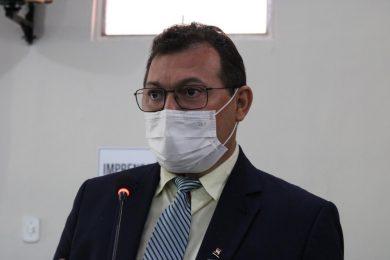 Chaguinha solicita UTIs móveis para o Hospital Regional e Secretaria de Saúde de Picos