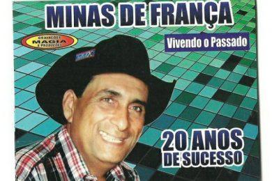 Cantor Minas de França morre aos 60 anos
