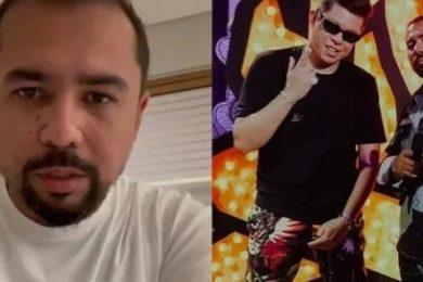 Xand Avião anuncia saída do DJ Ivis da Vybbe após agressões