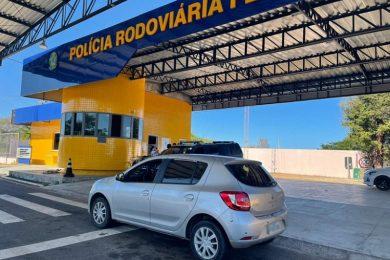 Veículo comprado de forma fraudulenta é recuperado pela PRF