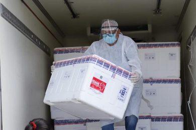 Ministério da Saúde confirma que Piauí receberá hoje mais de 63 mil doses de vacinas