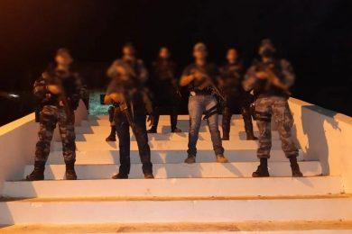 PM prende acusados de roubo e violência doméstica em Picos