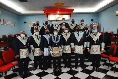 Em Picos, sessão conjunta empossa novos veneráveis da maçonaria