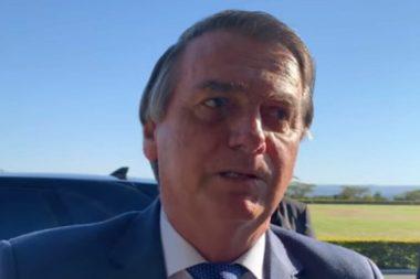 Bolsonaro diz que fundo eleitoral de R$ 5,7 bilhões não será sancionado