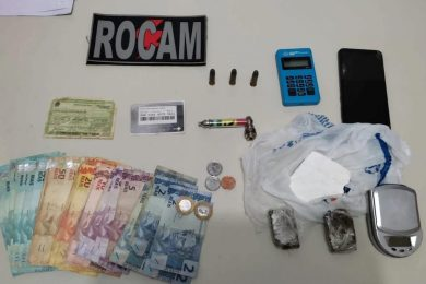 Polícia Militar desarticula boca de fumo em de Picos