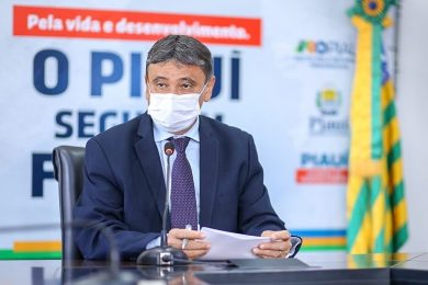 Em novo decreto, governador mantém medidas restritivas no Piauí