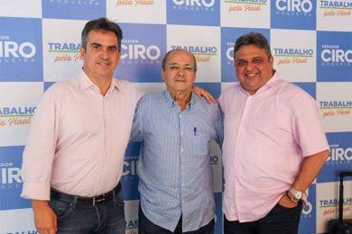 Sílvio Mendes e Ciro Nogueira terão encontro após nomeação do senador em ministério