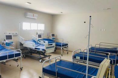Com redução dos casos de Covid, Hospital de Picos fecha metade dos leitos de UTI