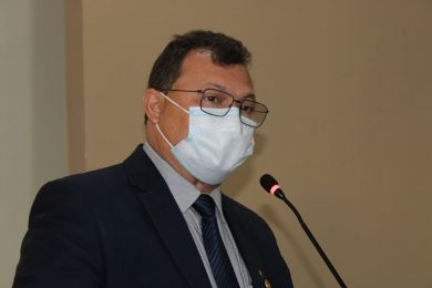Vereador Chaguinha cobra o funcionamento da Casa da Gestante em Picos