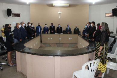 Câmara de Vereadores de Picos homenageia administradores