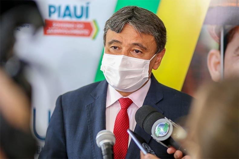 """Governador confirma saída de Margarete Coelho do governo e diz: """"respeito e gratidão """""""